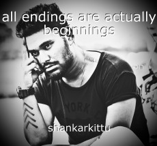 all endings are actually beginnings