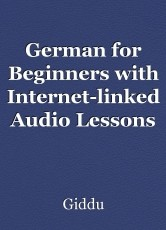 German for Beginners with Internet-linked Audio Lessons