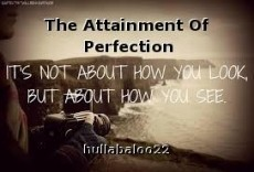 The Attainment Of Perfection