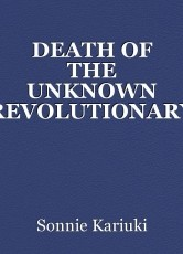 DEATH OF THE UNKNOWN REVOLUTIONARY AND OTHER STORIES
