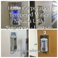 Haws Corporation Tempered Water Nevada USA, Singapore - Units in Action: Mission Readiness Donates Hydration Stations