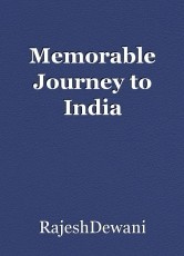 Memorable Journey to India