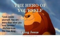 THE HERO OF YOURSELF