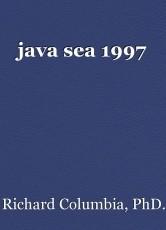 java sea 1997