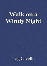 Walk on a Windy Night
