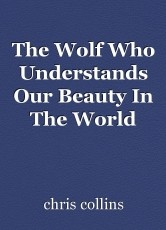 The Wolf Who Understands Our Beauty In The World