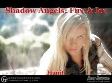 Shadow Angels: Fire & Ice