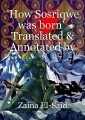 'How Sosriqwe was born'  Translated & Annotated by