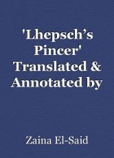 'Lhepsch's Pincer' Translated & Annotated by