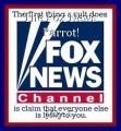 The Fox News Parrot!
