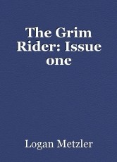 The Grim Rider: Issue one