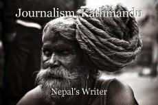 Journalism  Kathmandu