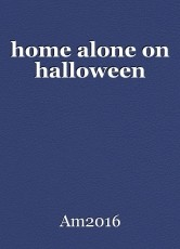 home alone on halloween