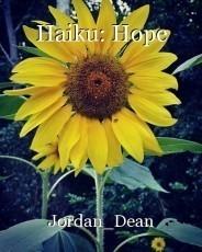 Haiku: Hope