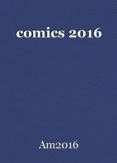 comics 2016