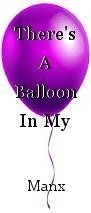 There's A Balloon In My Throat