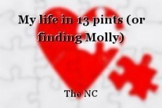 My life in 13 pints (or finding Molly)