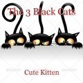 The 3 Black Cats