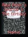 Paul Fenn`s Journal 1: The tertiary