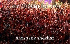 one dream forever