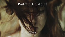Portrait   Of  Words