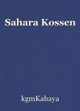 Sahara Kossen