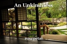 An Unkindness