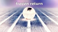 frozen return