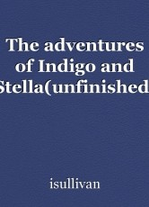 The adventures of Indigo and Stella(unfinished)