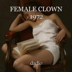 FEMALE CLOWN 1972