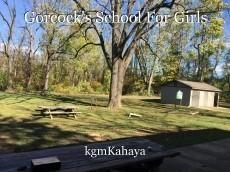 Gorcock's School For Girls