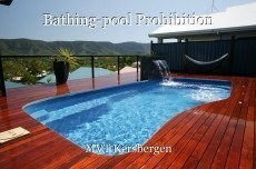Bathing-pool Prohibition
