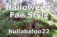 Halloween, Fae Style