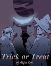 Trick or treat (Writing Contest entry)