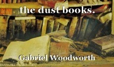 the dust books.
