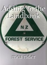 Adding to the Landbank