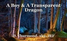 A Boy & A Transparent Dragon