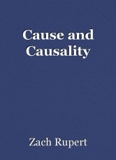 Cause and Causality