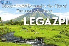 Discover why Legazpi is the City of Fun and Adventure