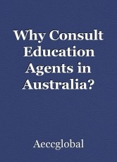 Why Consult Education Agents in Australia?