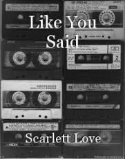 Like You Said