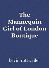 The Mannequin Girl of London Boutique