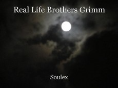 Real Life Brothers Grimm