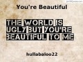 You're Beautiful