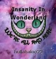 Insanity In Wonderland