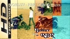 BOHLUV - RBR | Official Lyrics