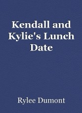 Kendall and Kylie's Lunch Date