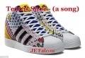 Tennis Shoe - (a song)