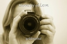 Sincerity of Love