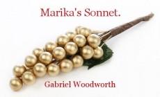Marika's Sonnet.
